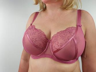 Biustonosz Porto K584 soft, różowy
